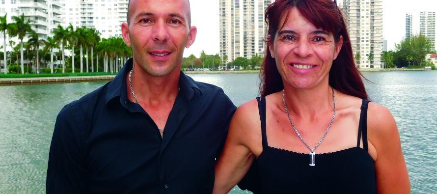 Pour une rénovation très artistique en Floride: Marco & Véro Francavilla