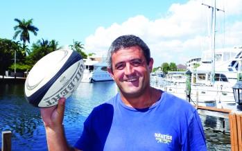 Christophe Kwiecinski : «Le rugby va exploser aux USA»