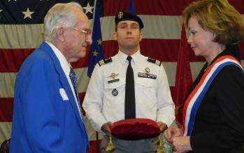 Miami : 14 héros ont reçu la Légion d'Honneur