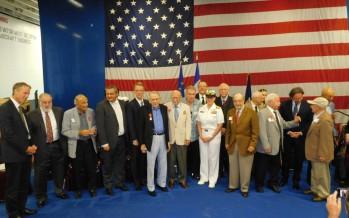 Neuf anciens combattants seront décorés par la France le 11 novembreà Miami