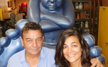 Olivier Haligon : «agrandisseur-réducteur» à Miami !