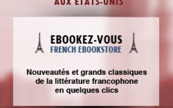 Acheter les nouveaux livres Français aux Etats-Unis ? C'est possible !