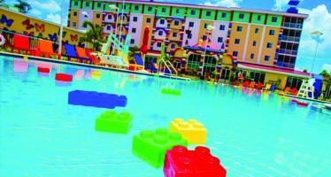 Ouverture d'un hôtel Lego à Orlando en Floride