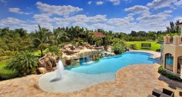 Immobilier : une piscine à 1 M$ à Miami !
