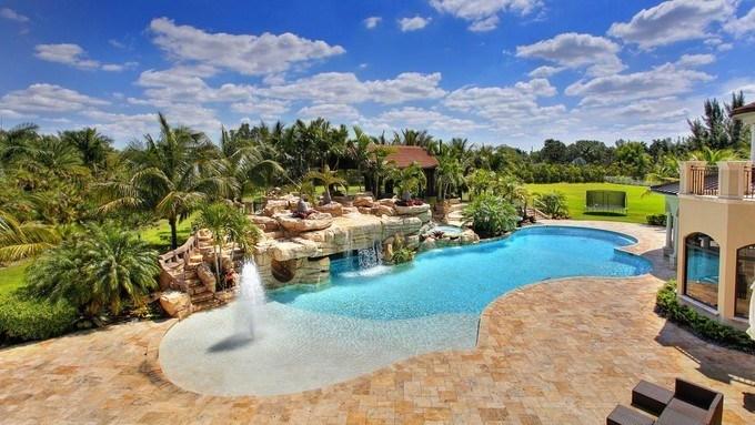 Photo of Immobilier : une piscine à 1 M$ à Miami !