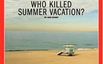 Les Américains perdent leurs vacances !