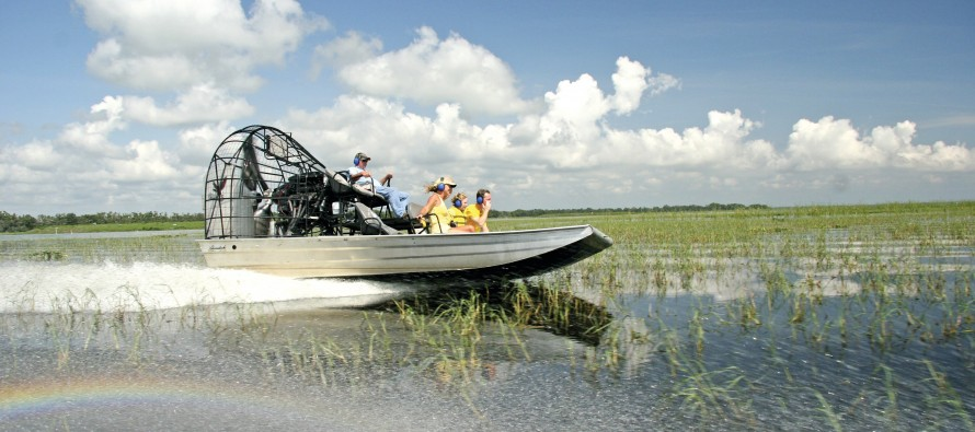 Les Everglades : marais, airboats, alligators et indiens seminoles
