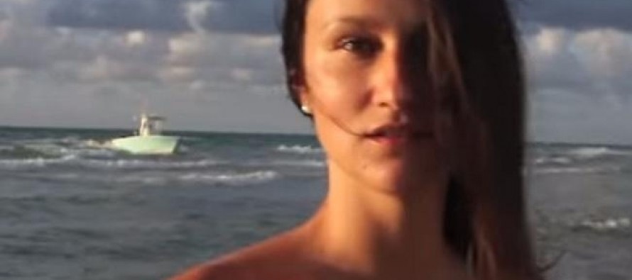 Miami Beach : un débarquement de clandestins durant un shooting de mode
