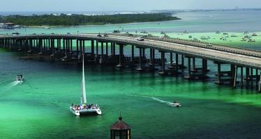 La Panhandle de Floride (Destin, Panama City, Pensacola, Apalachicola)