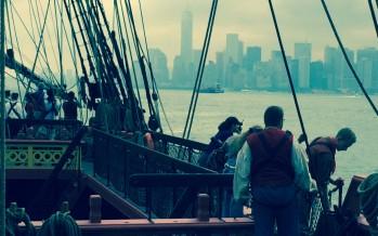 L'Hermione est arrivée à New-York !