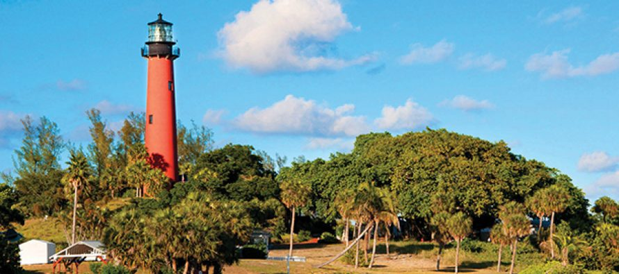 Atterrissage sur Jupiter : la jolie station balnéaire de Floride