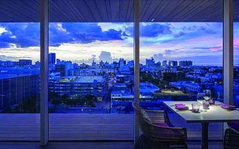 Les bars sur les toits de Miami