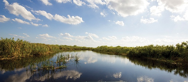 Lac Okeechobee Floride