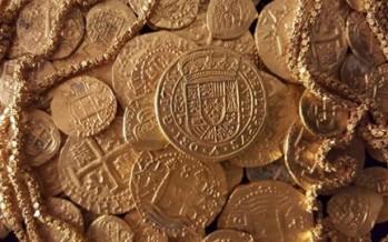 Fort Pierce (Floride) : découverte d'un trésor d'1M$ datant du XVIIIème siècle