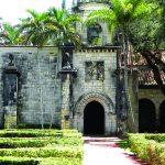 Le Spanish Monastery de Miami