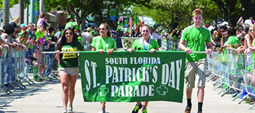 Saint Patrick 2016 : les festivals et parades en Floride