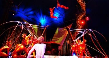 Le Cirque du Soleil revient à Miami (Sunrise) en août 2015 avec le spectacle Varekai !