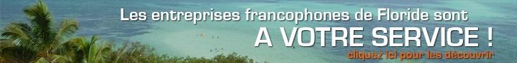 Les entreprises francophones de Floride