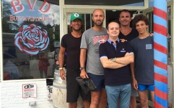 Les footballeurs français s'arrêtent au Buena Vista de Miami !