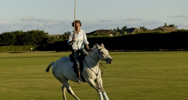 Interview : Catherine Roze, joueuse de polo à Wellington – Floride