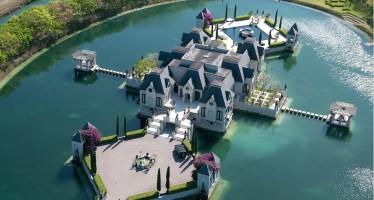 Miami : un château «français» démesuré