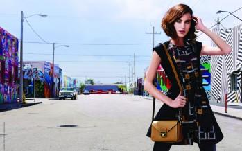 Longchamp shoote à Wynwood (Miami)