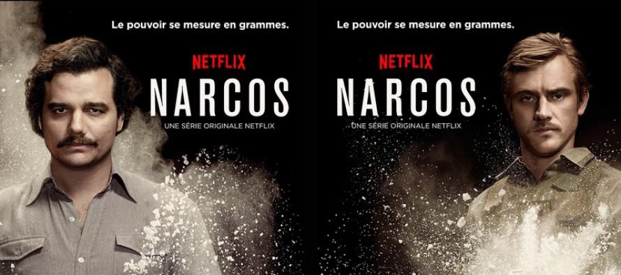 «Narcos» : Netflix enfile magistralement le costume de Pablo Escobar !