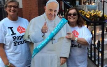 Le pape François arrive à Cuba et aux Etats-Unis