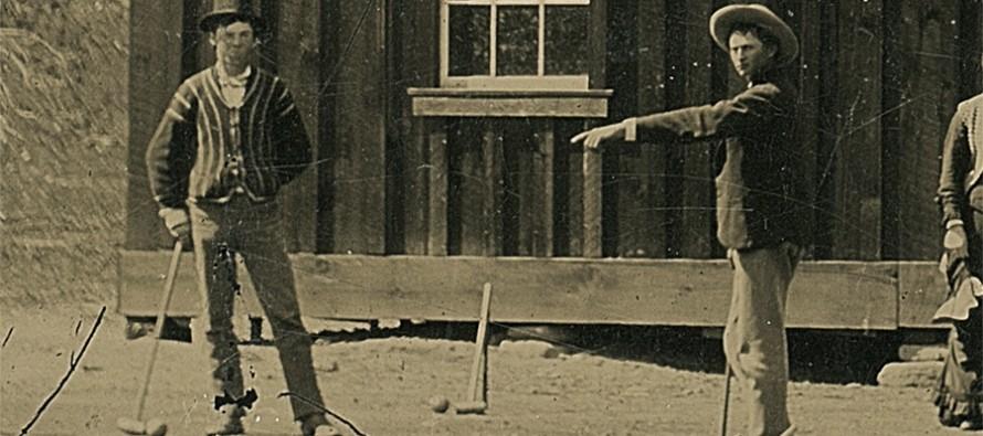 Une photo de Billy-the-Kid achetée 67 cents !