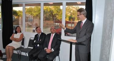 Inauguration des bureaux de l'Alliance Française de Jacksonville
