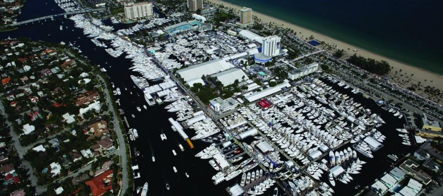 Boat Show de Fort Lauderdale du 3 au 7 novembre 2016