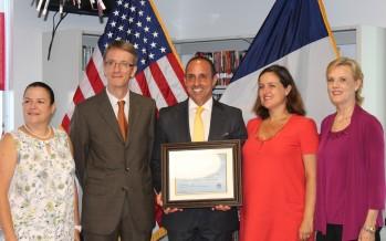 Miami : Le lycée ISPA reçoit le «LabelFrancEducation»
