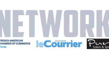Network Courrier de Floride le 17 novembre à Boca Raton