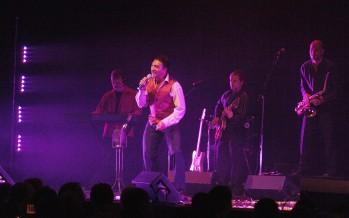 Avec les chanteurs canadiens de Floride : Pierre Perpall, Richard Abel…