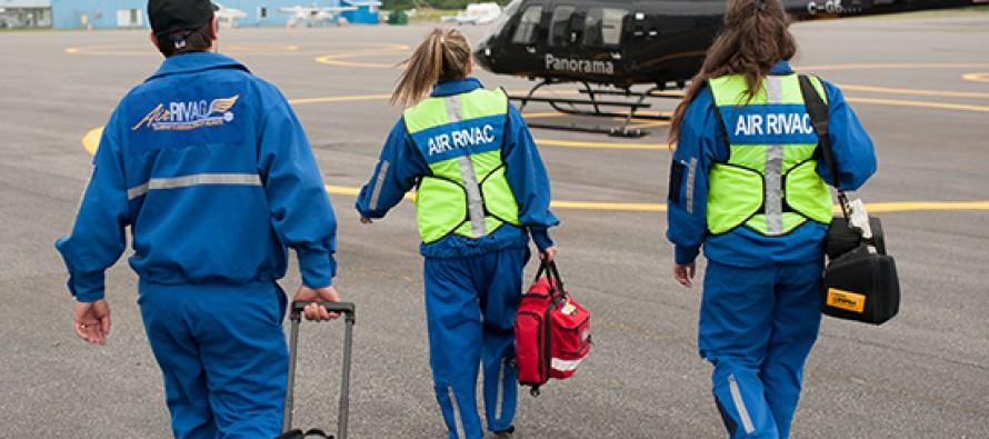 Air Rivac : votre transport d'urgence entre le Québec et les USA