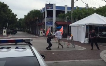La course-poursuite la plus surprenante de l'histoire de Fort Lauderdale ! (vidéo)