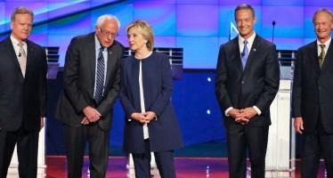 Débat Démocrate : Clinton et Sanders s'opposent sur le capitalisme