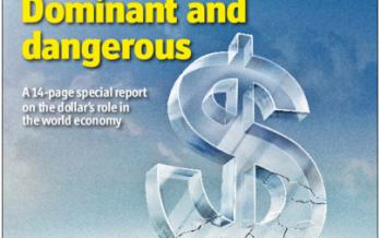 Le dollar est-il un problème ?