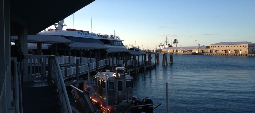 Key West Express : les Keys par bateau depuis le golfe du Mexique