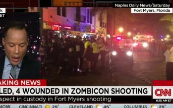 Un mort par balle lors du festival de zombies de Fort-Myers