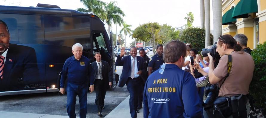 Floride : La déconcertante campagne du candidat Ben Carson