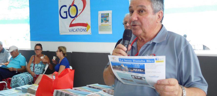 Journée présentation des croisières et excursions à Go 2 Vacations
