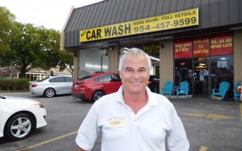 Pour un magnifique lavage de voiture, les francophones vont à Max's Car Wash