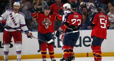 Hockey : En attendant les Canadiens, les Panthers de la Floride doivent se ressaisir