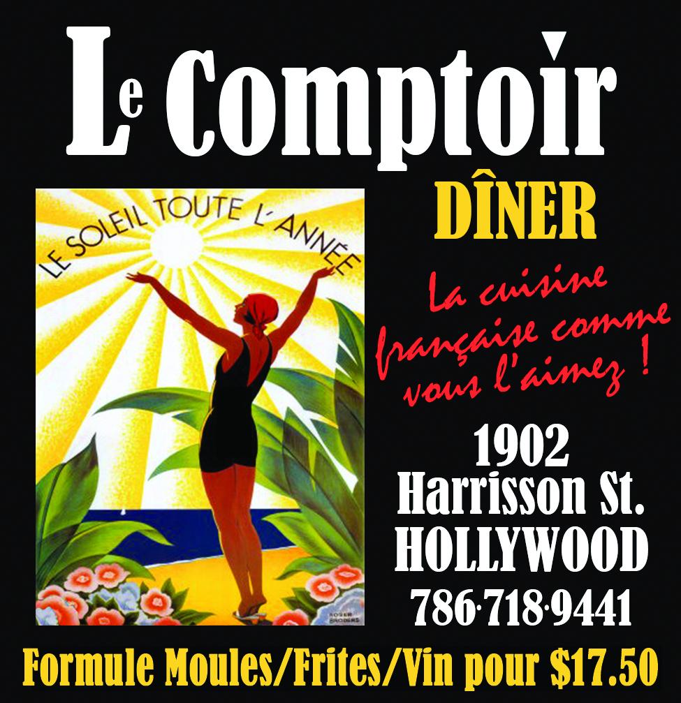 Le Comptoir Hollywood