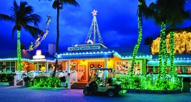 Le Village des Fêtes à Captiva : une bonne idée pour un Noël en Floride