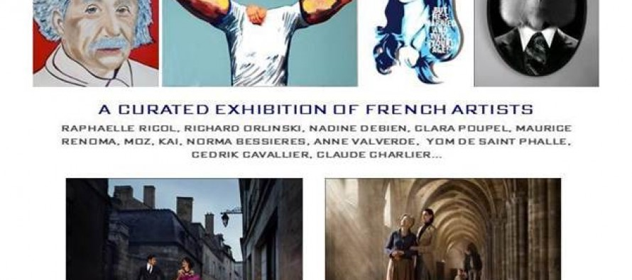 France Pavilion: pour la douceur de l'âme, comme un symbole du Beau pour le Bon !