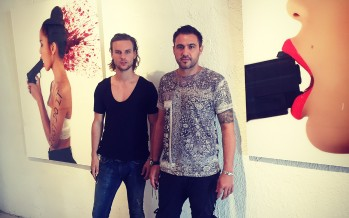Rud&Vano à la Ricart Gallery de Miami Wynwood