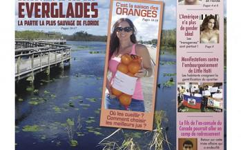 Le Courrier de Floride de Janvier 2016 est sorti !