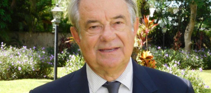Législatives : Jacques Brion (Les Républicains) appelle à voter blanc samedi